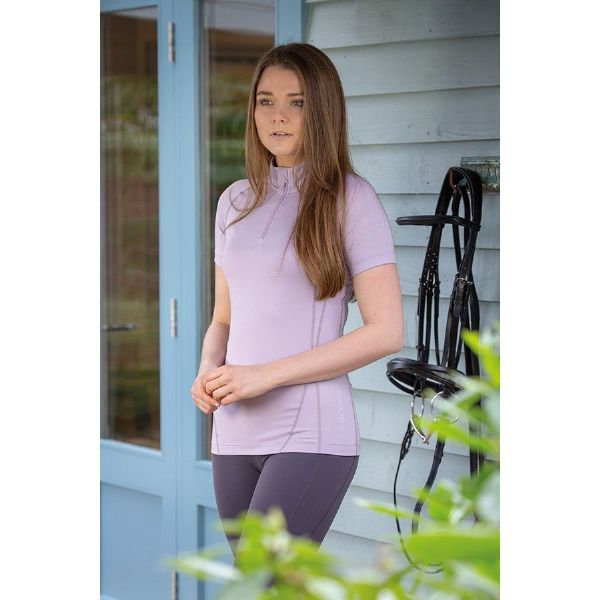 Bridleway Whinney Base Layer - Ladies Lilac